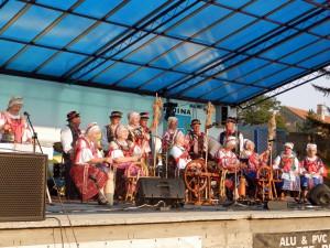 Hostia z Močenka zapôsobili na návštevníkov podujatia