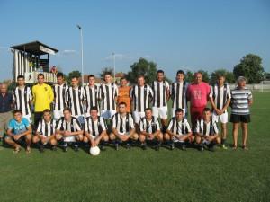 Pivnická Slávia – najlepšie mužstvo na turnaji v Ruskom Kerestúre