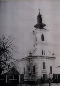 Starý evanjelický kostol v Binguli