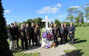 Na srbskom historickom cintoríne vo Veľkom Mederi