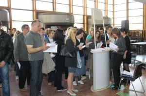 Nezamestnanosť ako prvý následok krízy: z jedného z veľtrhov zamestnávania v Novom Sade
