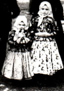 Dievčence (polovica 20. storočia)